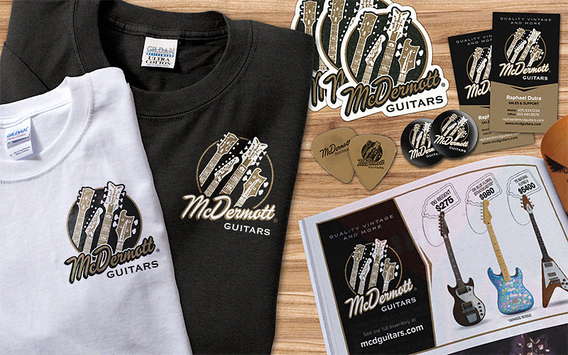 MCDG Collateral and Promotional Items