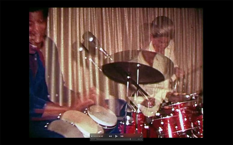 Joani Scene Sceengrab Drumming
