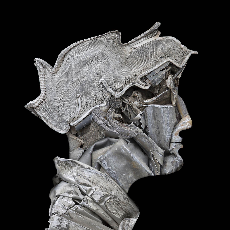 Portrait in Steel #2
