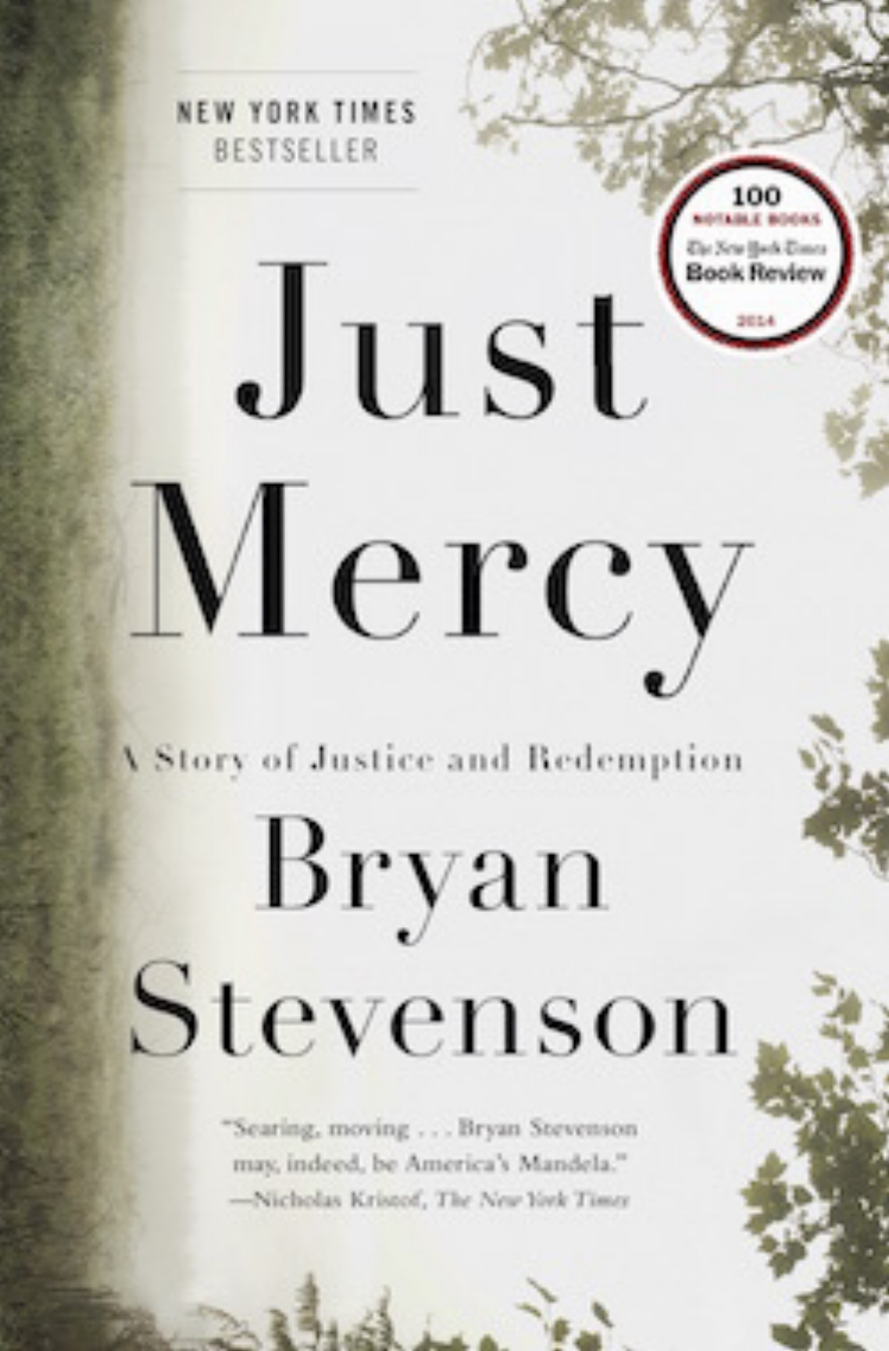 For a Great Place to Start. - Bryan Stevenson and everyone over at the Equal Justice Initiative in Montgomery, AL are doing amazing things. This book helped put them (and Bryan Stevenson) on the national map, and since then they've opened the first memorial for lynching victims in America, the National Memorial for Peace and Justice.This is a wonderful book to begin thinking about racial justice and the Christian faith. Written with mercy truly at its core, Stevenson patiently walks the reader through the darkness of racialized society and into the hope he's fighting towards.Penguin Random House (2014)