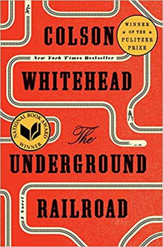 For Experiencing Black Autonomy and White Oppression. - This is a surreal book. It spans eras and compresses time and leaves you a better person for it. Written with beautiful language, Colson Whitehead refuses to give us white folks a white-hero to save the day.Written with honesty and beauty, this is a book to marinate in.Doubleday (2016)