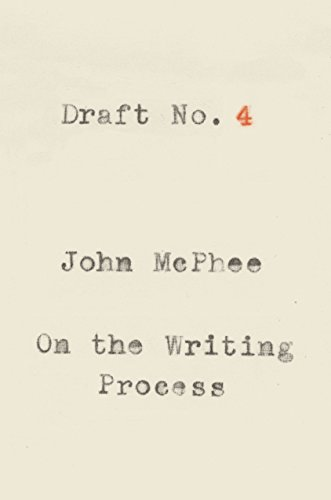 For Getting the Deep Cut. - You'll know you're a writing nerd if you love this book. John McPhee is known as one of the founders of narrative journalism/creative nonfiction, and this is a culmination of his writing process and advice. Some essays are focused on writing form while others are focused on different word processors while still others are about the New Yorker editing processes. So good!Farrar, Straus and Giroux (2017).