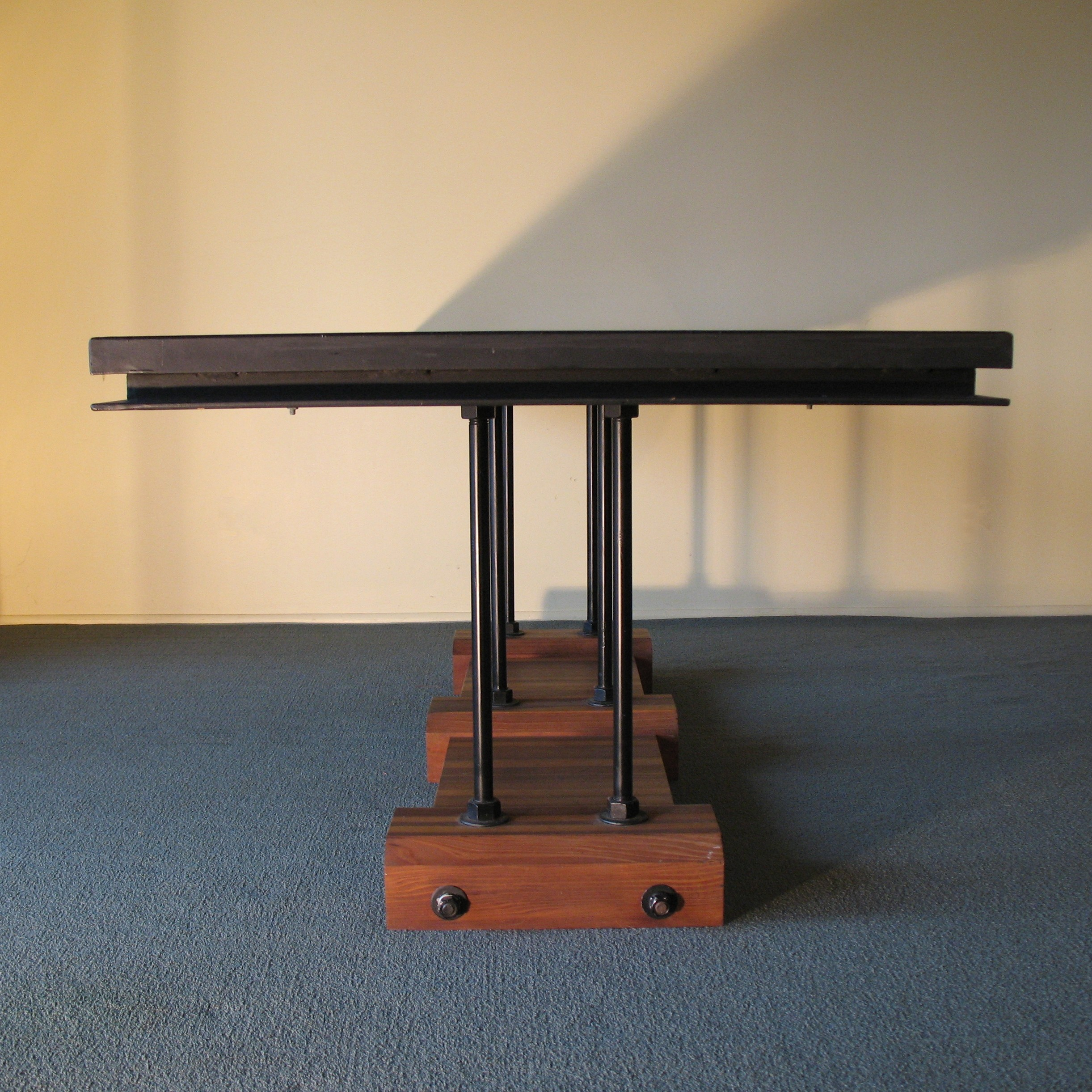 VITROLITE TABLE