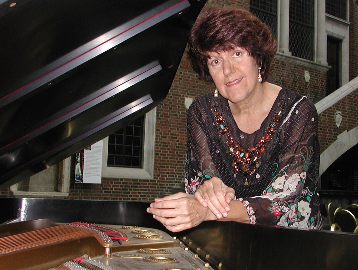 Maria Meirelles. Photo courtesy of musician