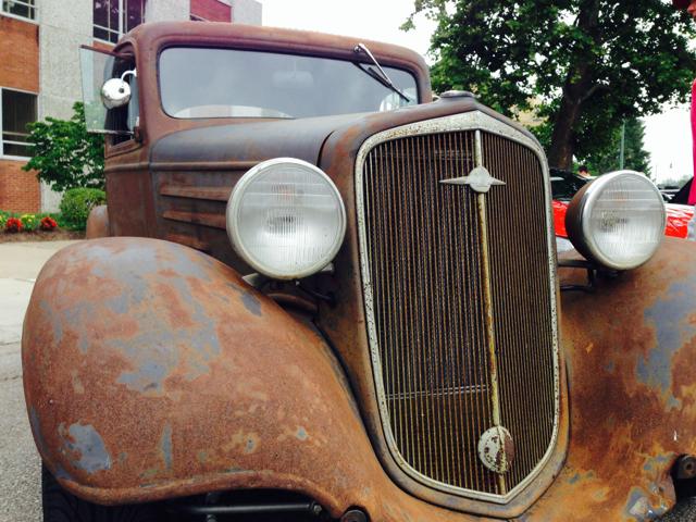 Rust too