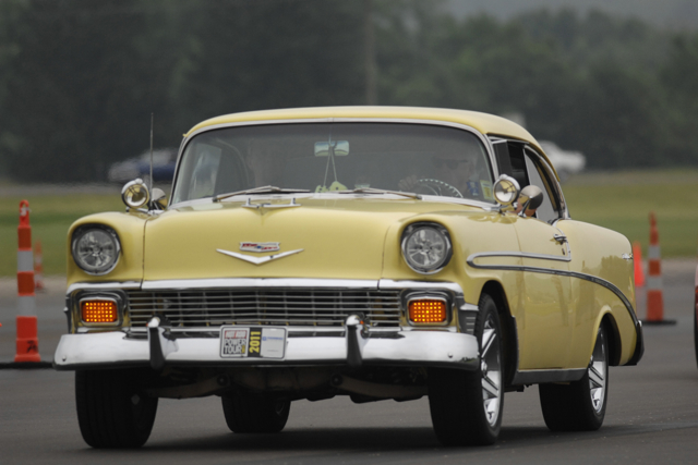 55 Chevy LHAS