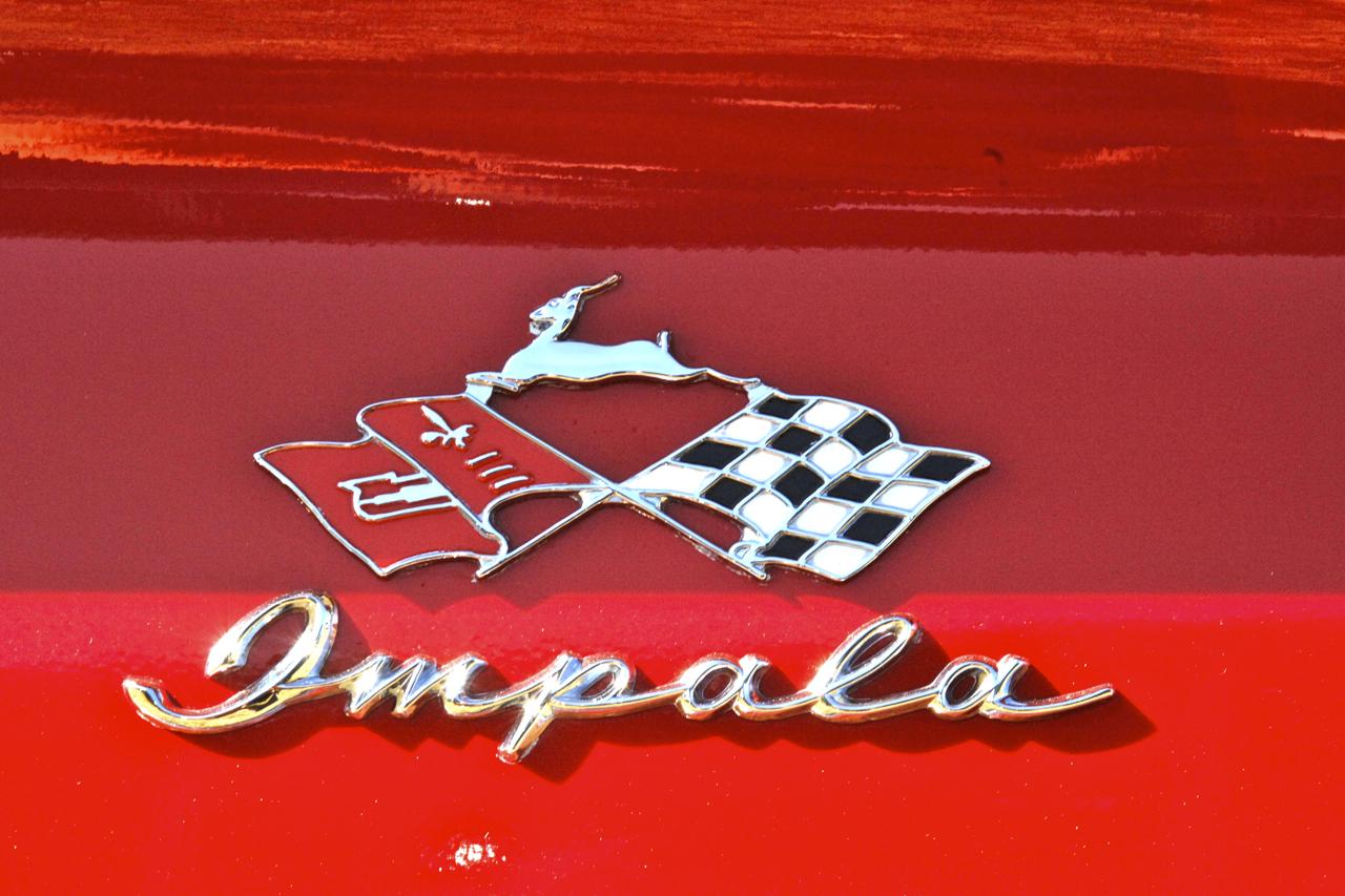 Chevrolet Impala Red