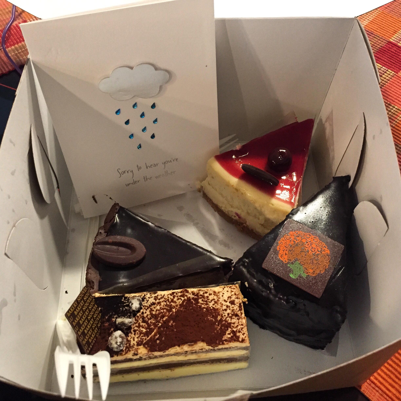 Cake, cake, cake, cake!!!!