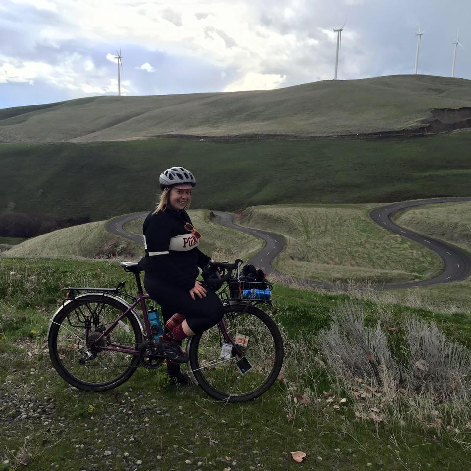 Maryhill Loops on the Dalles Ride in 2016