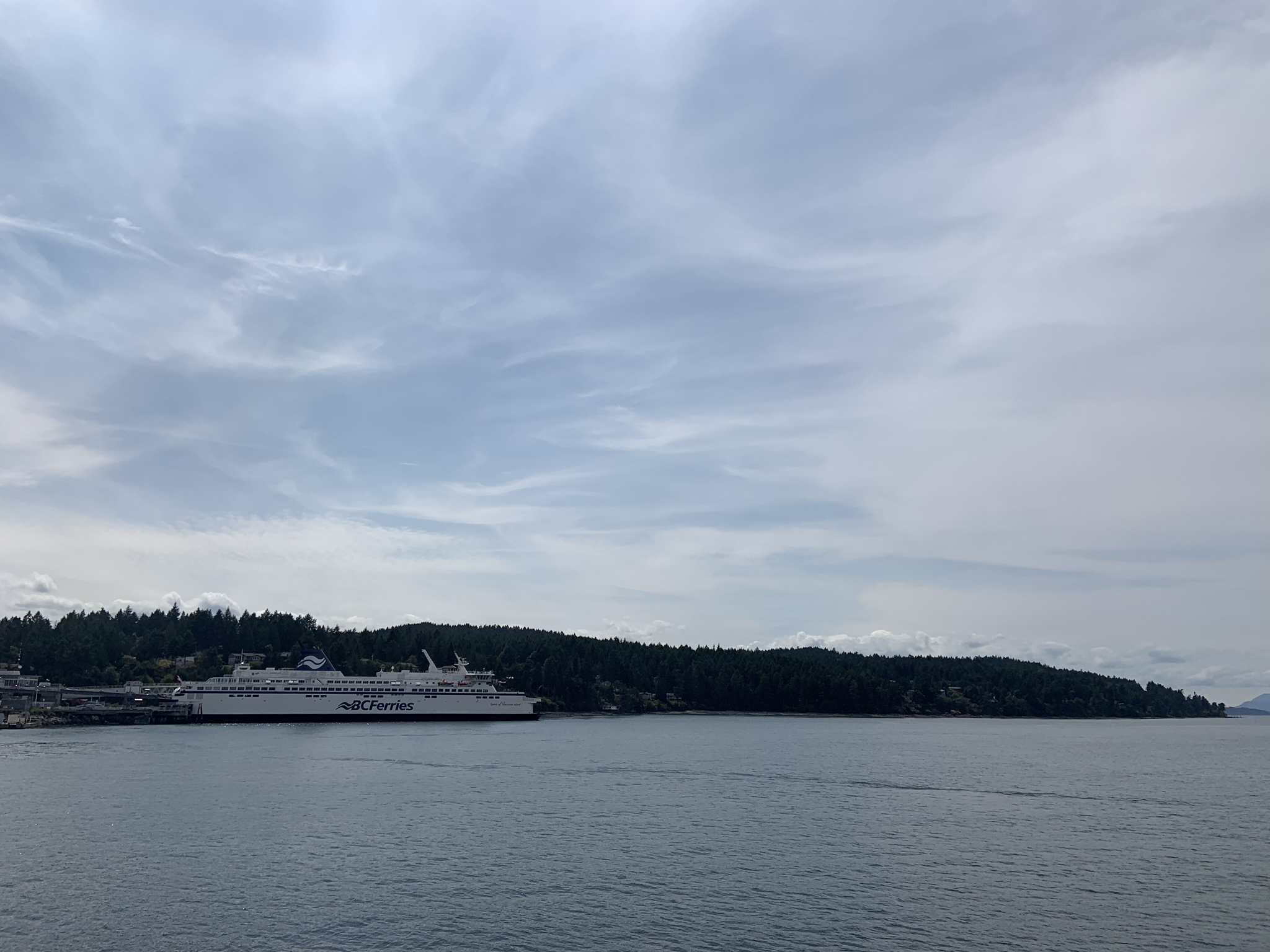 BC Ferries! Just like ours but no indoor space.