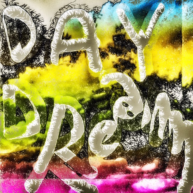 Daydreaming by Rebecca Stees  Day 9 #k12creativesprint  Write a note to your second-grade self.