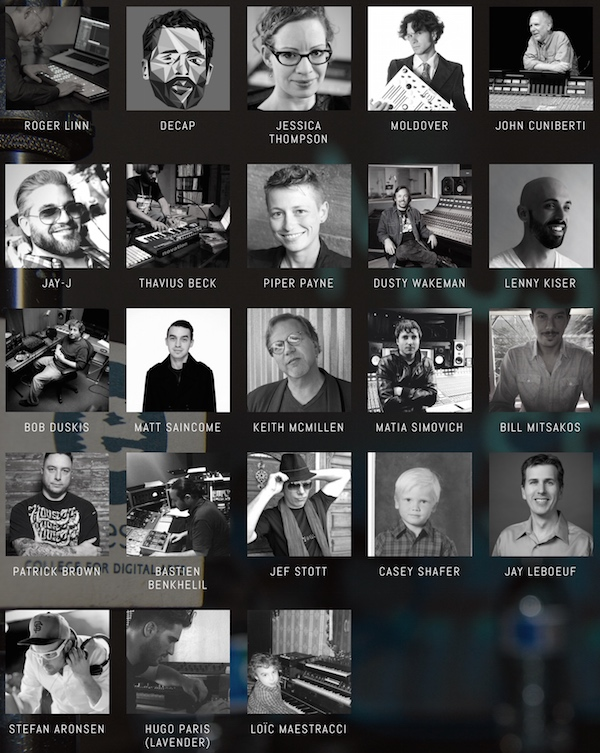 First Round of Speakers at Music Expo SF 2016