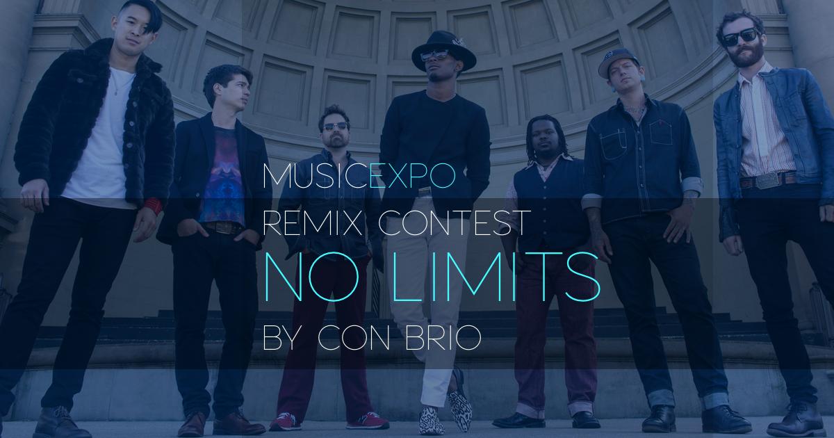 Con Brio Music Expo Remix Contest
