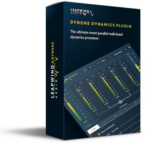 Dyneone Dynamics Plugin - The smart parallel multiband dynamics processor.