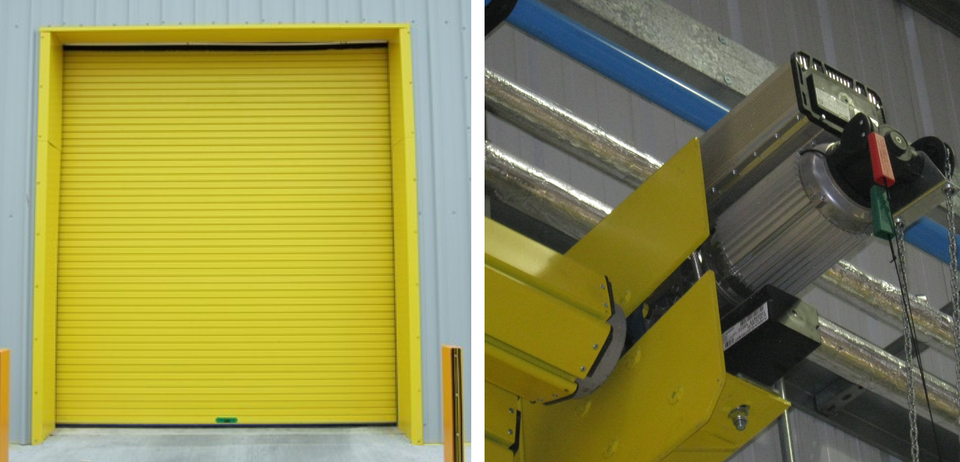 i100 security shutter
