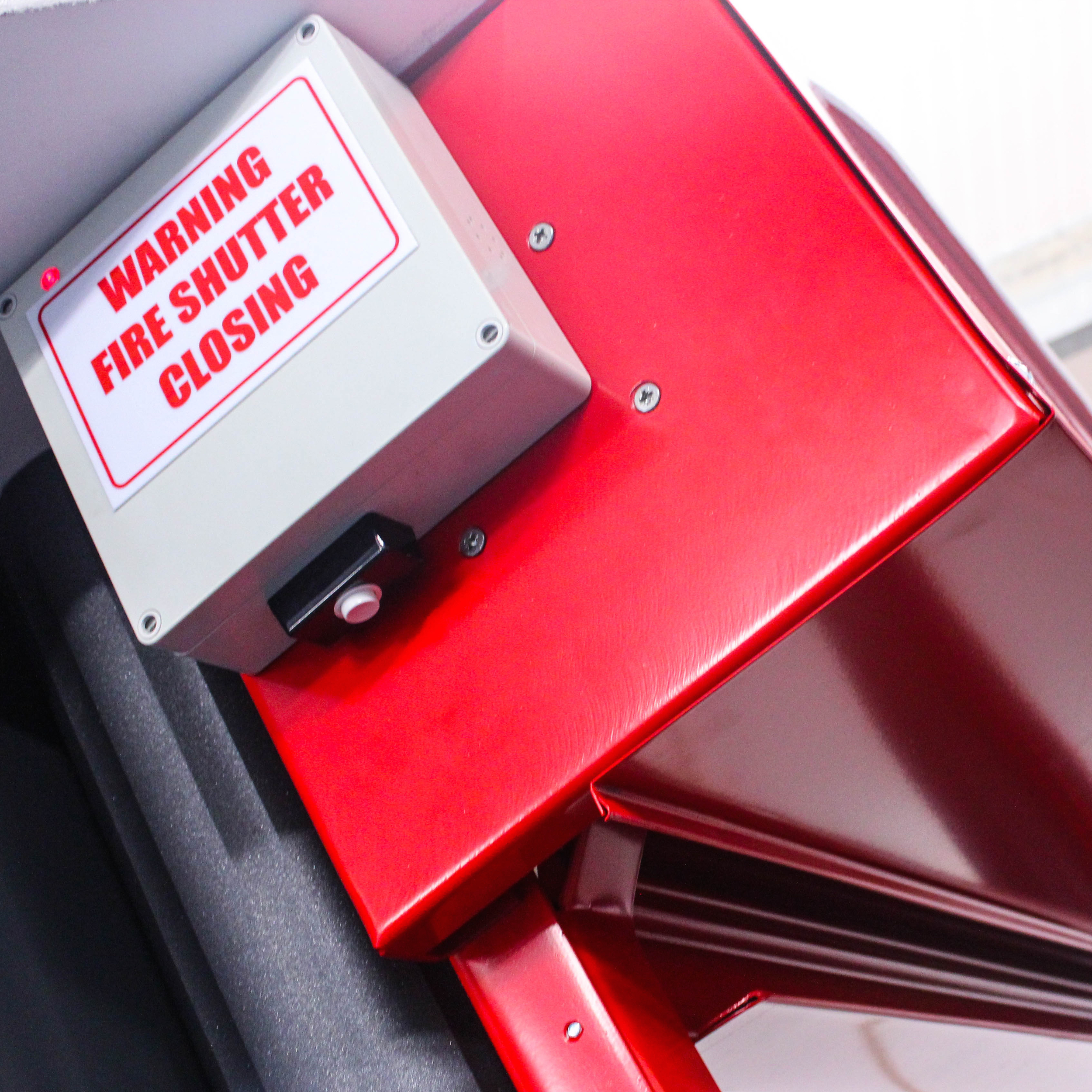 Fire Shutters - Box Detail