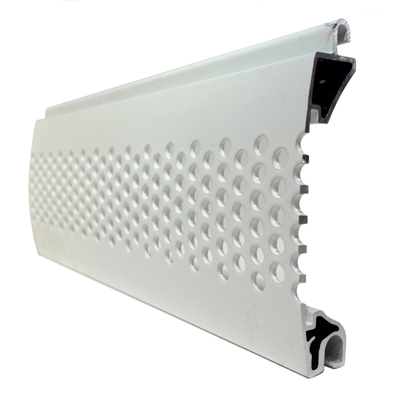 Aluroll Perforated Slat for Aluminium Security Shutter