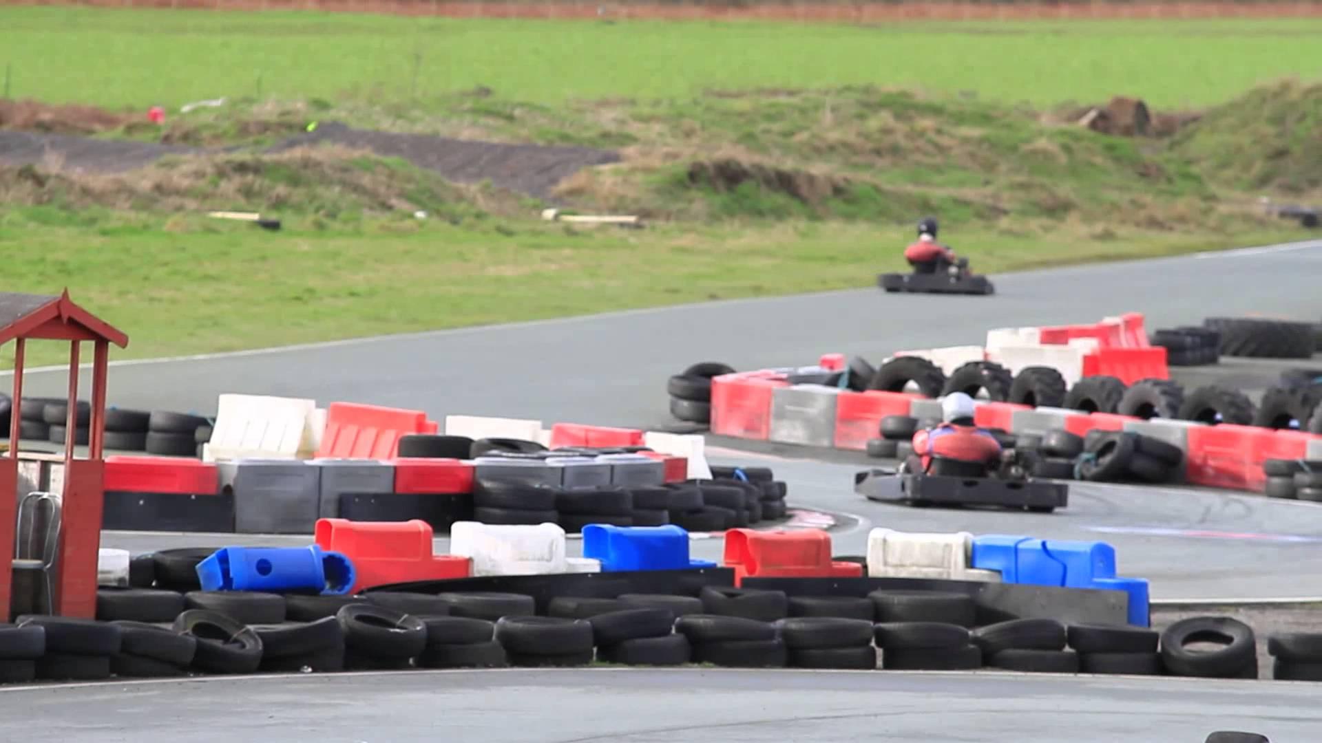 Aluroll Karting Championship at Rednall