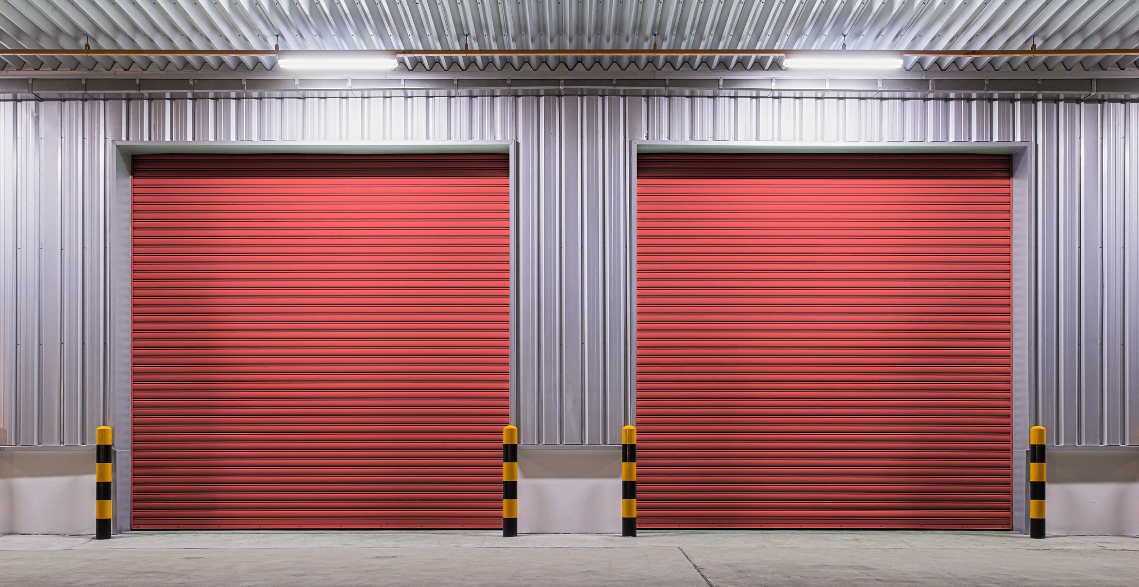 S76A - New stylish and easy to install steel security shutter
