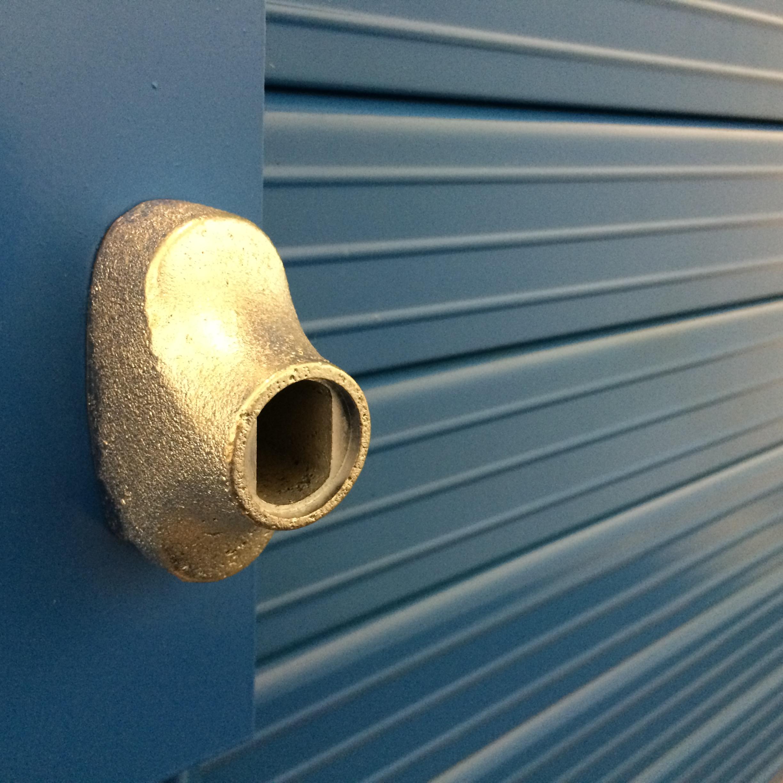 Aluroll LPCB Insurance Approved Steel Security Shutter Range