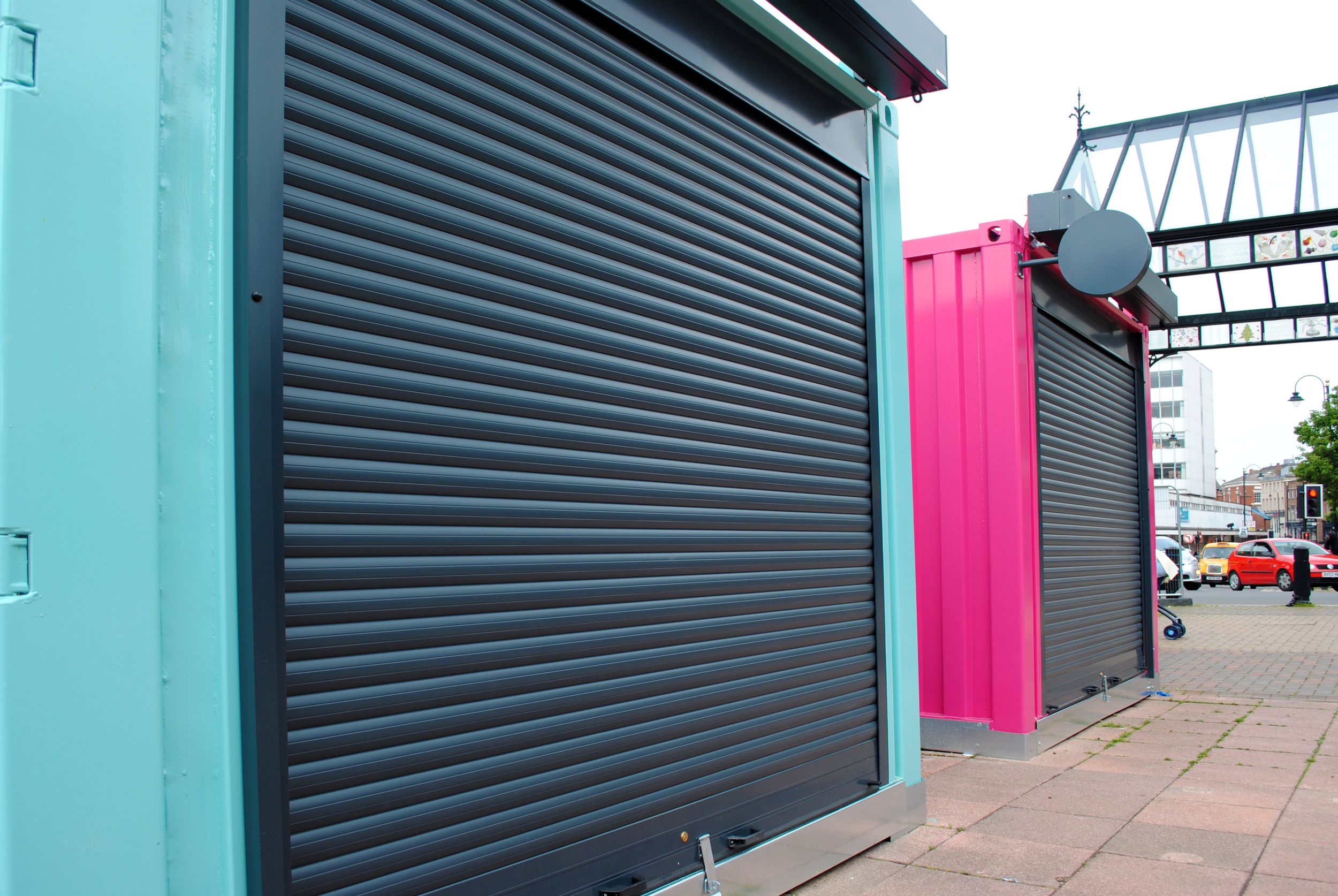 Market Security Shutters