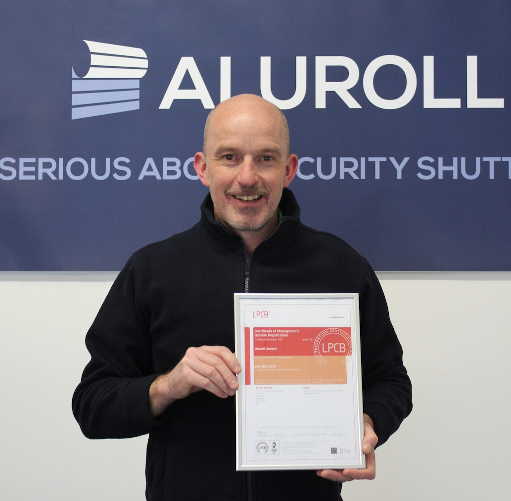 1. Andy Hall LPCB Certificate ISO 9001 Resized for Web.jpg