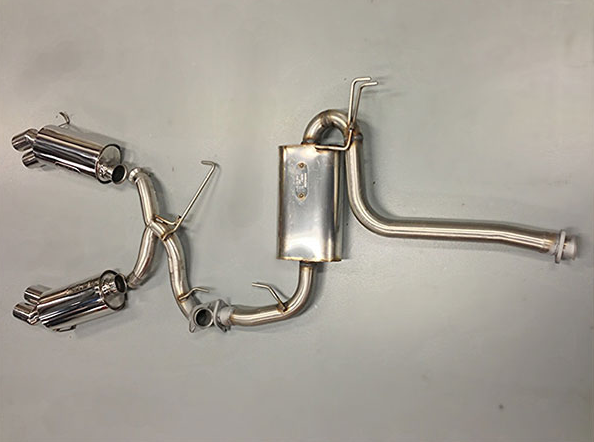 RAGAZZON DUAL EXHAUST SYSTEM  For: GTV 3.0 V6 Price: POA