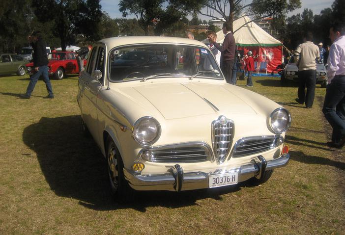 1959 Giulietta ti