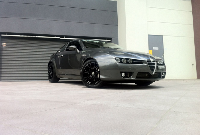 2008 3.2L Supercharged Brera