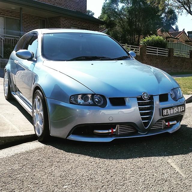 Alfa Romeo 147 GTA 3.7 Supercharged  #alfa #alfaromeo #automoda #alfa147 #147GTA #GTA3.7 #FIVEDOCK #MECHANIC #exoticcars #modified