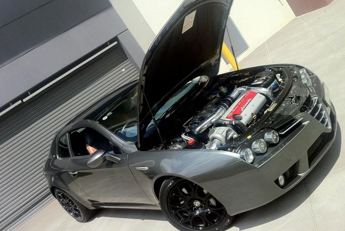 2008 3.2L Supercharged Brera