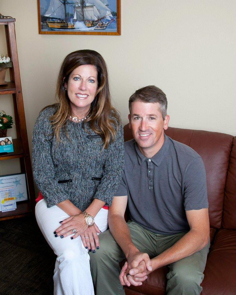 Dr. Jack Batjer & Dr. Alyce O'Brien