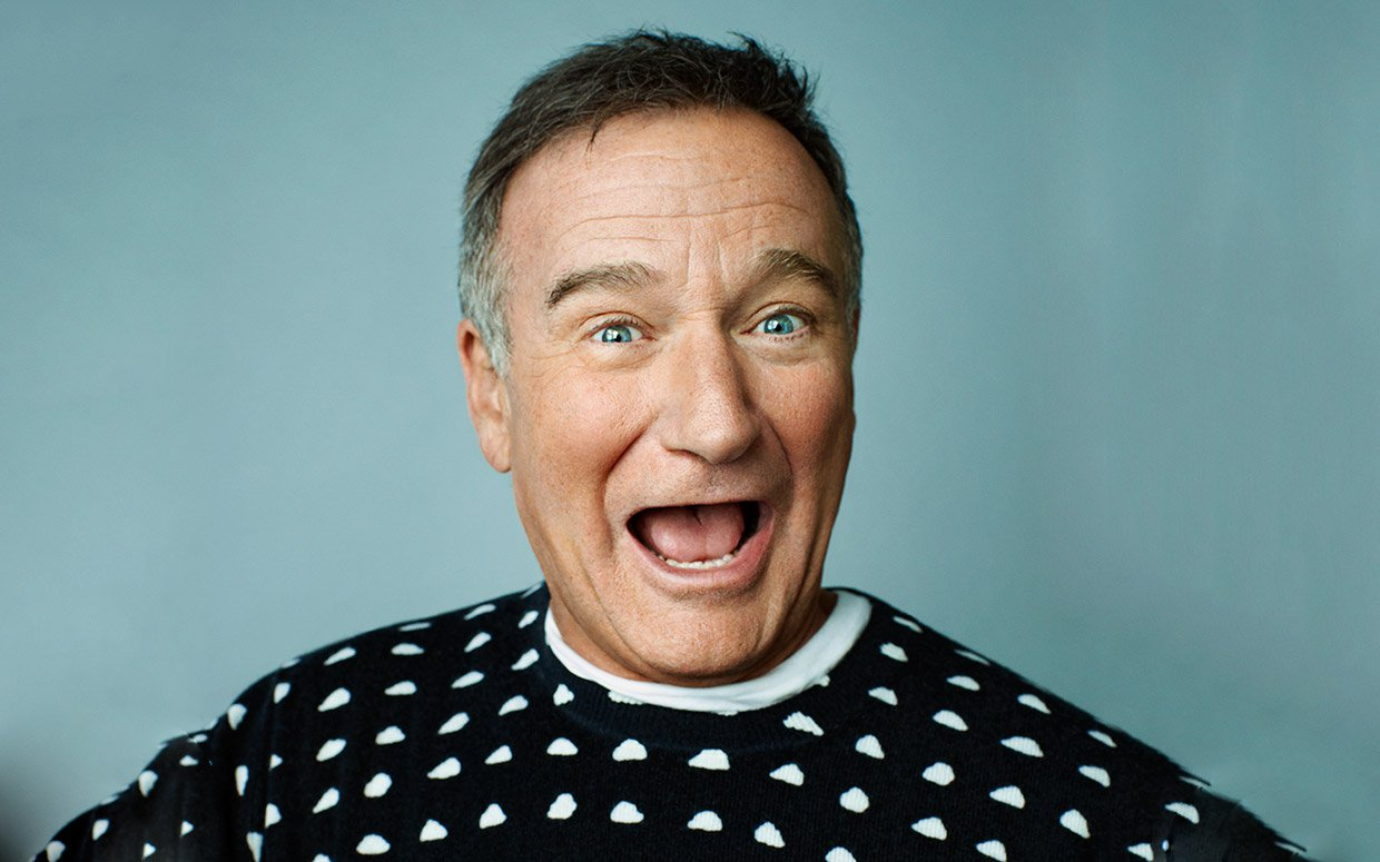 Growing up with Robin Williams allowed us to know what atrue comedic genius is.
