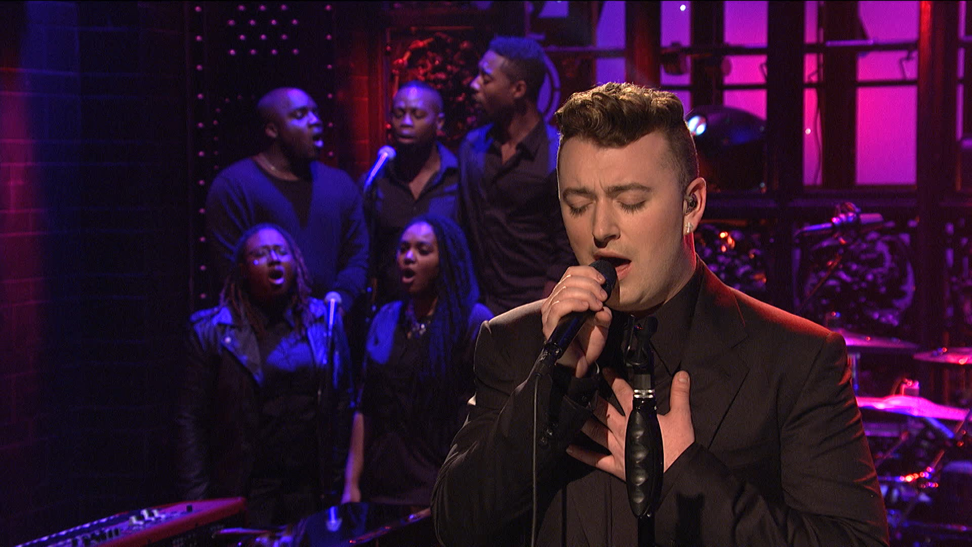 If Sam Smith is marketed correctly in the United States, then we've got a brand new star on our hands.