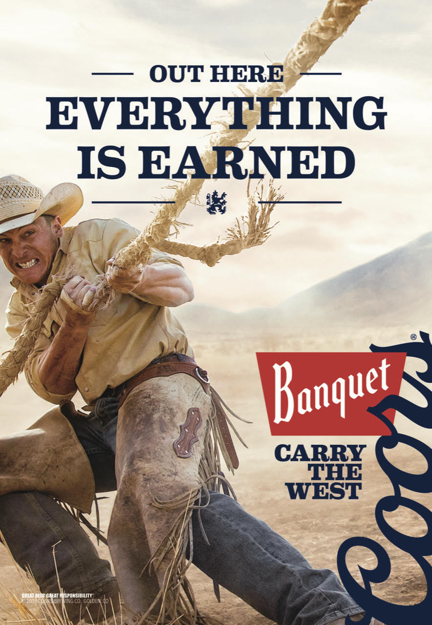 "Jim Krantz travels to Arizona and Chile to shoot Coors Banquet's  ""Capture the West""  campaign. Agency:  72andSunny ."