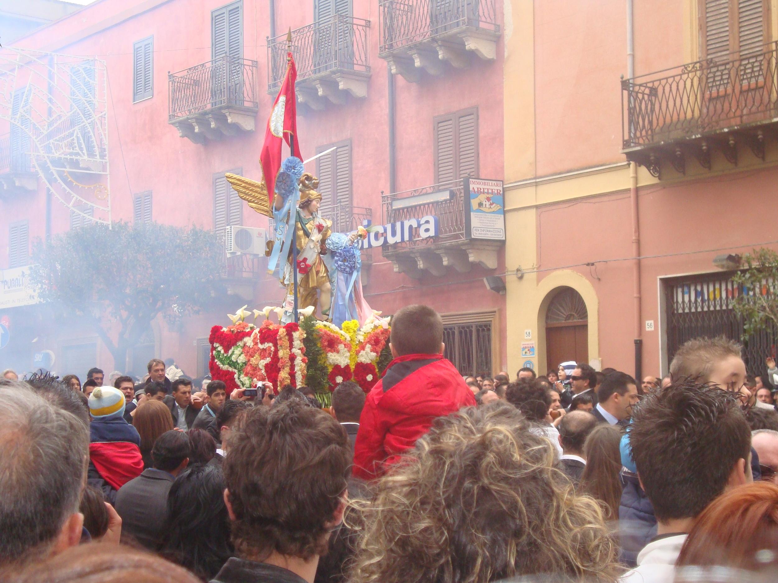 Pasqua festival in Ribera, Sicily.  Photo by Figiu  / CC BY