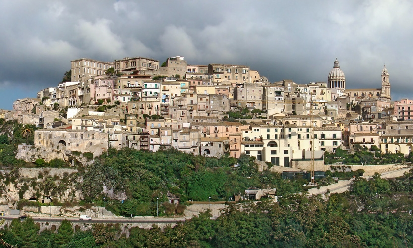 Ragusa, Sicily Photo by  Tango7174 /  CC BY-SA 4.0