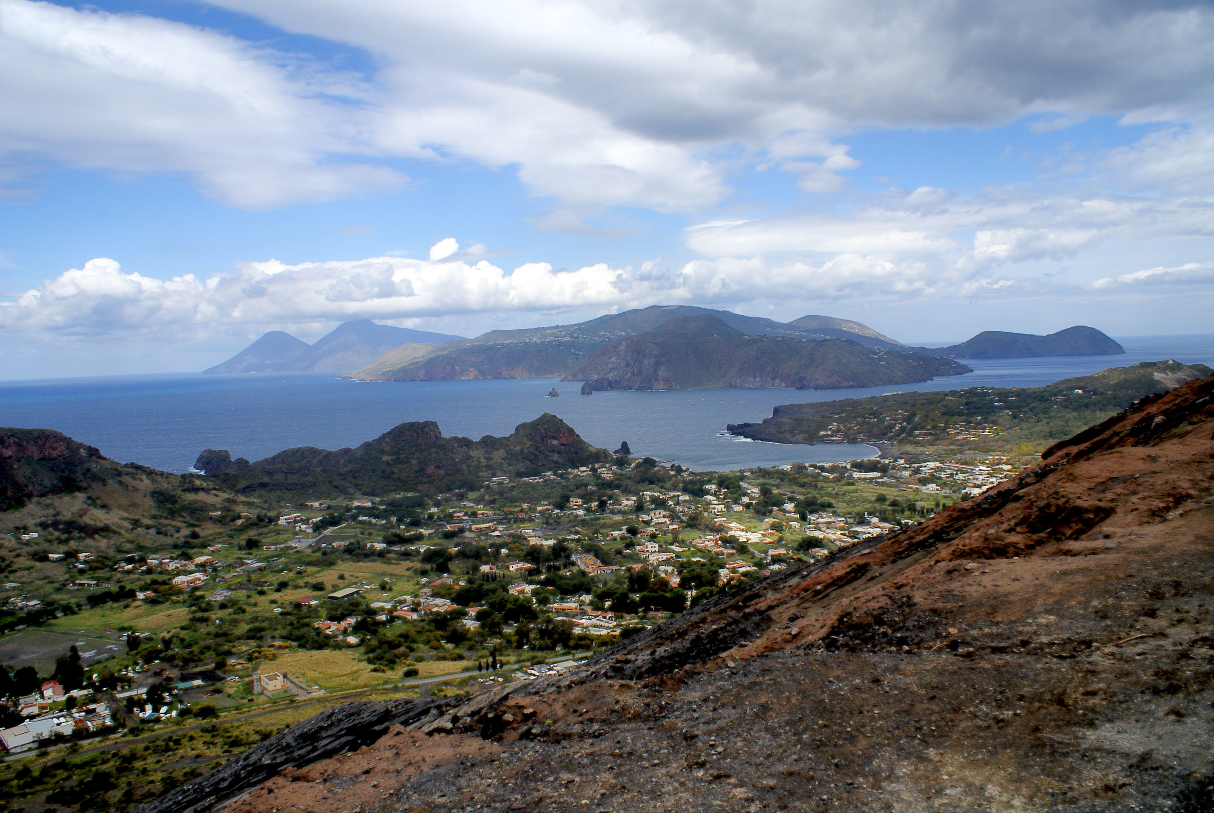The Aeolian Isles