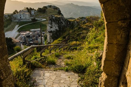 Caltabelotta, town of evil sorcery