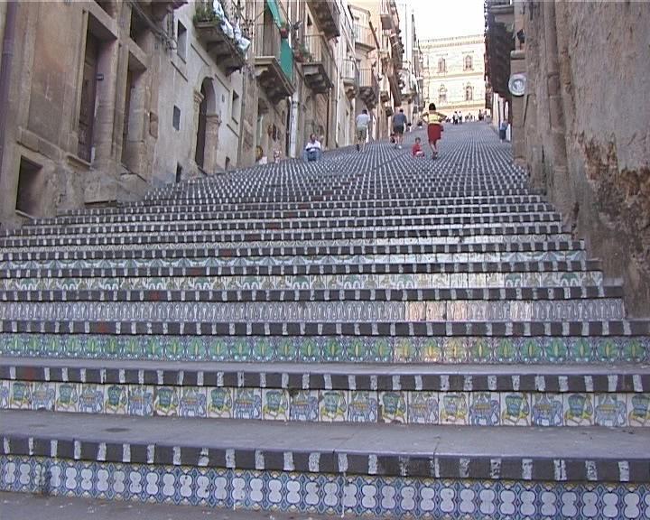 Caltagirone, Sicily's ceramics center