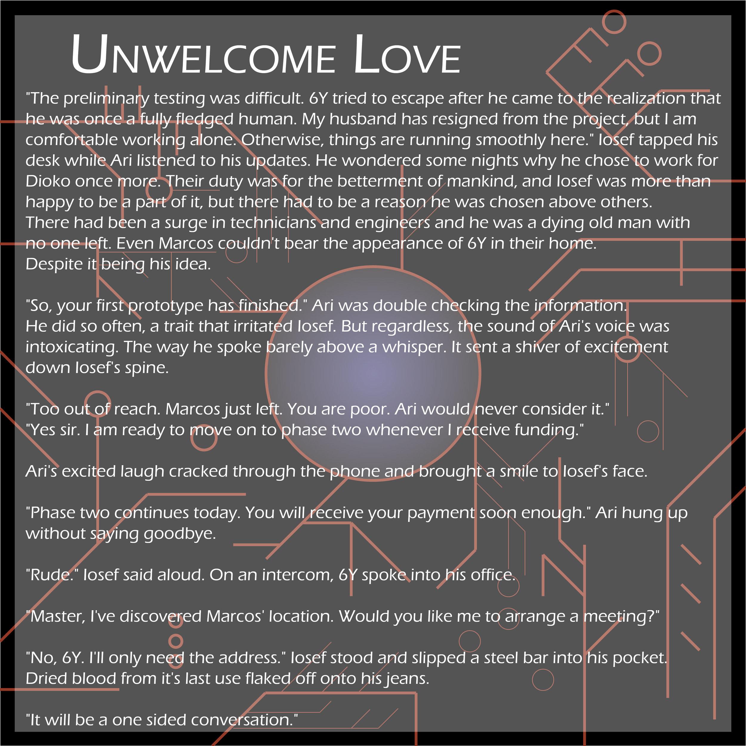 3WAR.UV2 - Unwelcome Love.jpg