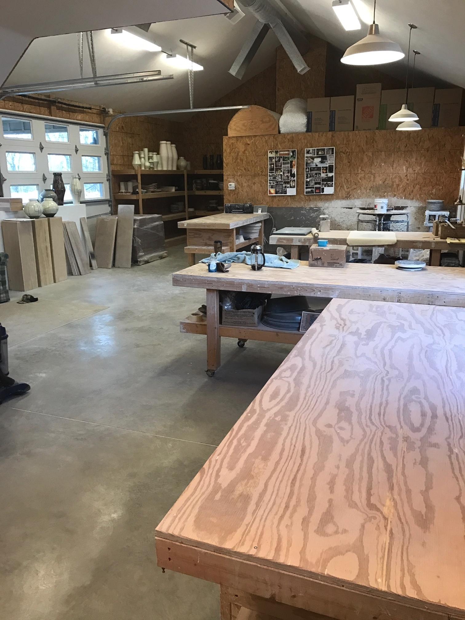 Production Studio - Interior