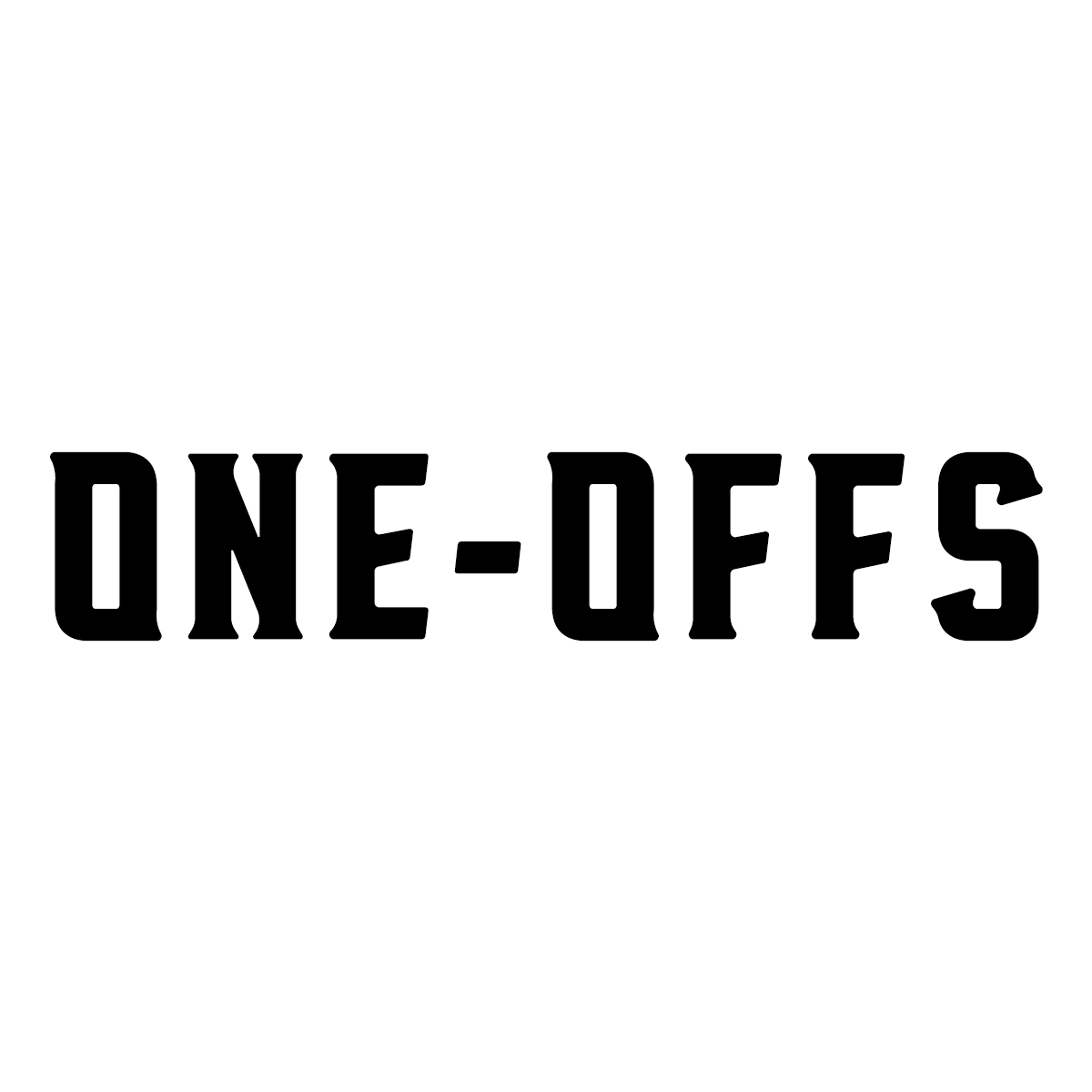 one offs.jpg
