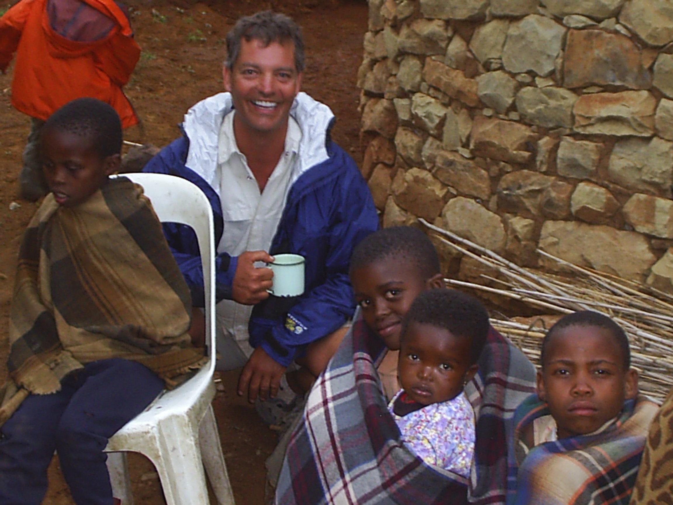 Steve, Maseru, Lesotho, South Africa