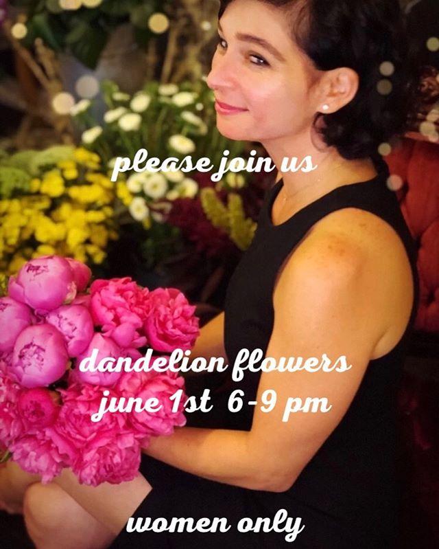 Party time!#dandelionflowershop #alameda #empoweringwomen #bodypositive