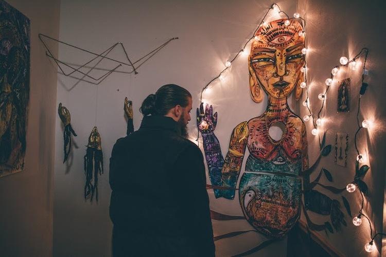 Secrets of the Goddess, Jazale's Art Studio | Milwaukee, WI
