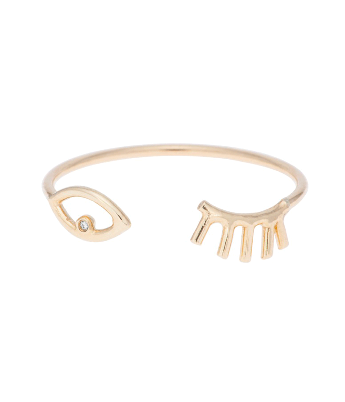 wink ring | @themissprints