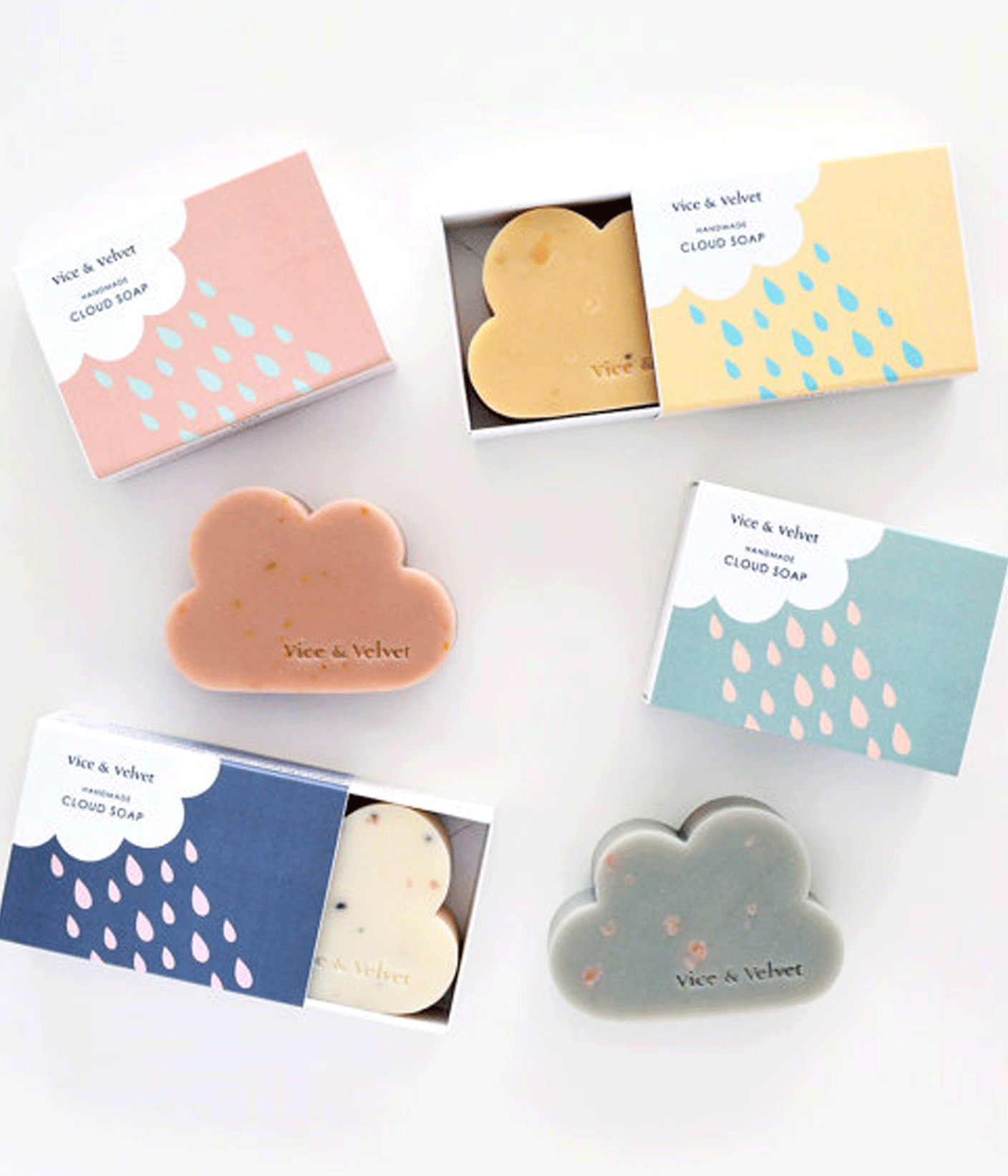 cloud soap | @themissprints