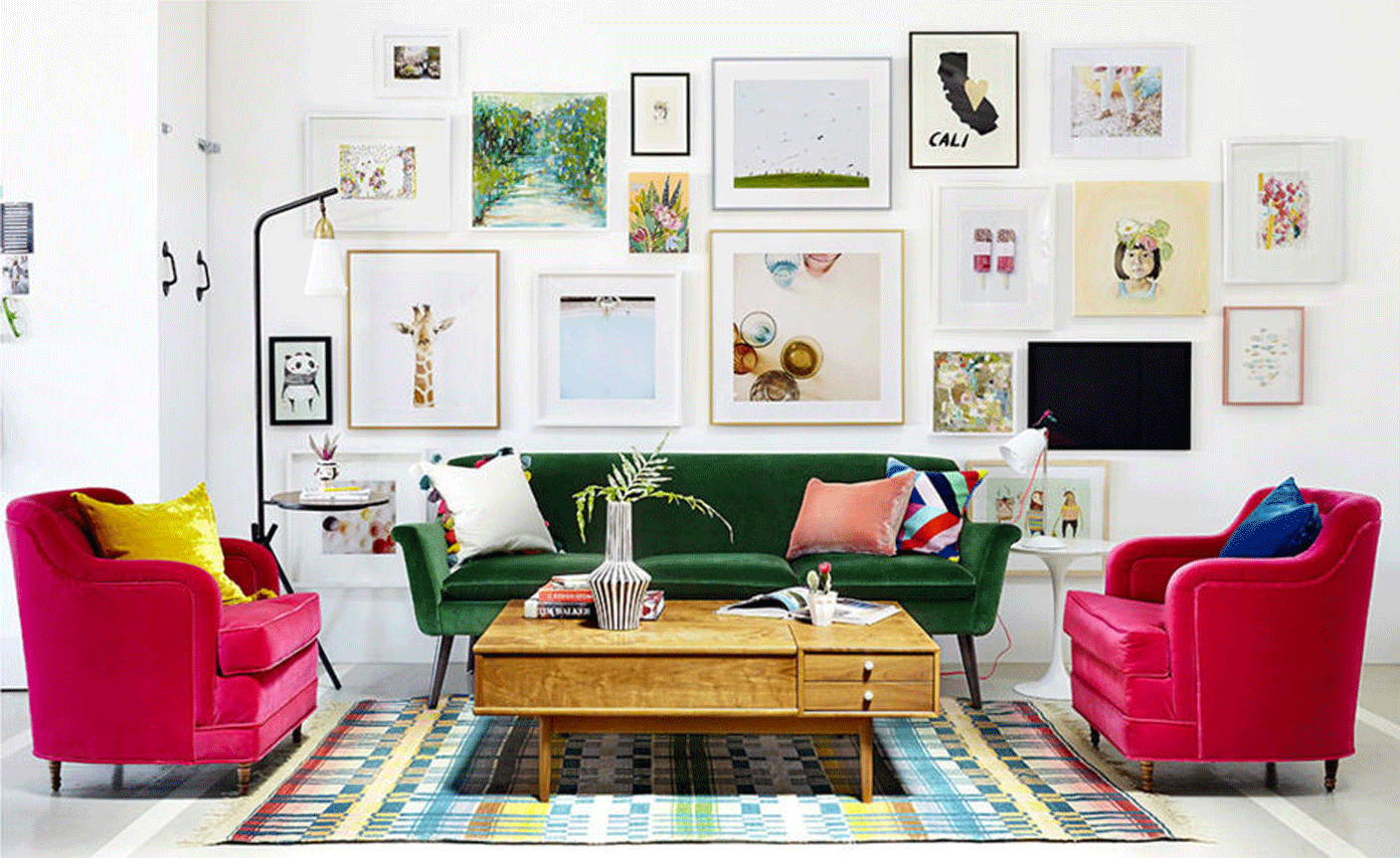 HOW TO BUY A COUCH  (AN EXCELLENT GUIDE PLUS LIVING ROOM GOALS)