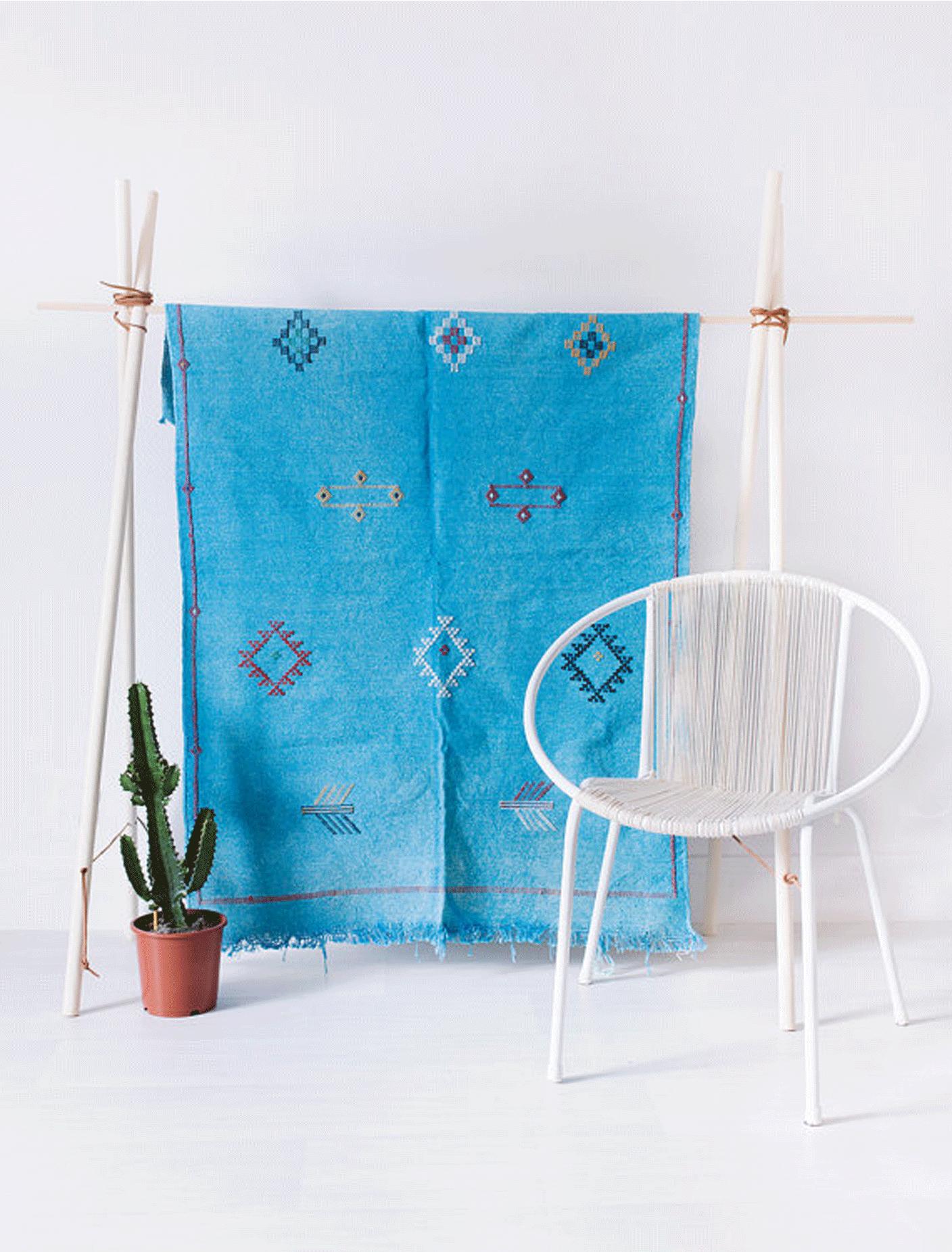 moroccan rugs | @themissprints